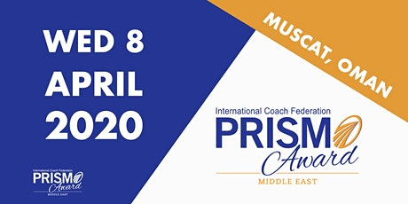 ICF Middle-East Prism Award Gala 2020 tickets