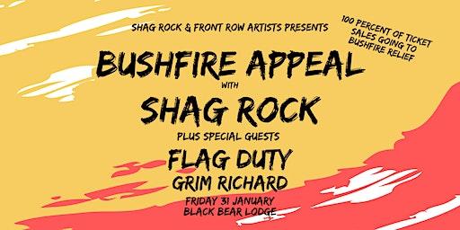 Shag Rock Bushfire Appeal