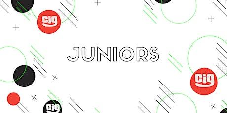 Kingston Regional Junior Tournament tickets