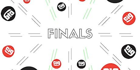 Kingston Regional Finals tickets