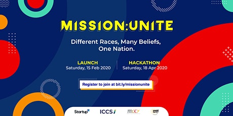 Mission:Unite (Hackathon Launch day) tickets