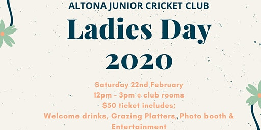 AJCC Ladies Day 2020