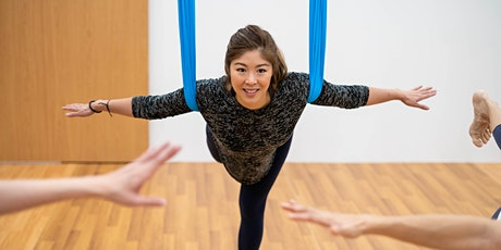 Family Aerial Yoga - Australia Bushfire Relief & Recovery tickets