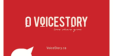 """VoiceStory Live - April 12, 2020 """"The Rewards of Perseverance"""" tickets"""