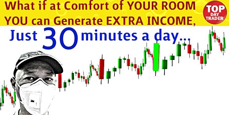 Why INVESTOR LOST MONEY in stock market are DAY TRADING now.Just 30min /day tickets