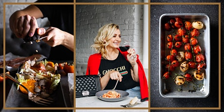 Mediterranean Family Style Cooking Class tickets