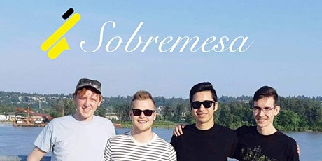 Sobremesa Saxophone Quartet: Mountain Roads tickets