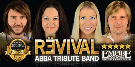 REVIVAL -  ABBA TRIBUTE BAND tickets