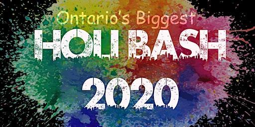 Holi Bash 2020