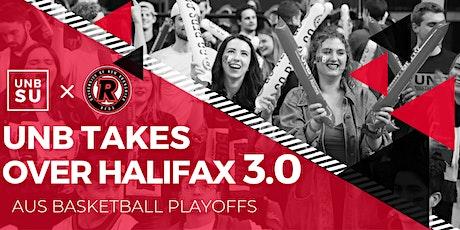 2020 AUS Basketball Playoffs: UNB takes over Halifax 3.0 tickets