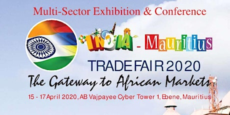 India Mauritius Trade Fair tickets