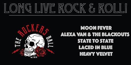 The Rockers Ball: Long Live Rock 'n Roll! tickets