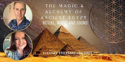 The Magic & Alchemy of Ancient Egypt