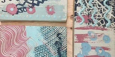 Exploring Decorative Slip Techniques - with Imogen Taylor-Noble