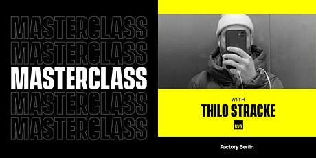 The Social Media Battlefield: Masterclass with Thilo Stracke (BVG) tickets