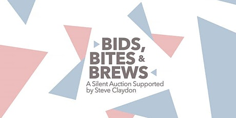 Bids, Bites + Brews tickets