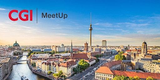 CGI Meetup Berlin - Verwaltung 2020 – Agil ins neue Jahrzehnt