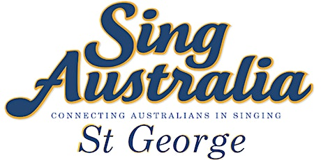 Community Singing with Sing Australia St George tickets
