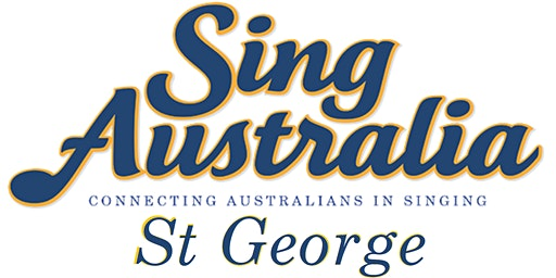 Community Singing with Sing Australia St George