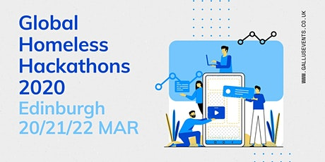 Homeless Hackathon Edinburgh tickets