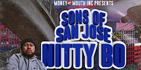 Nitty Bo tickets