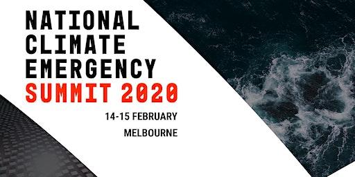 National Climate Emergency Summit - Schools Workshop