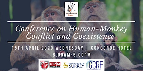 Conference on Human-Monkey Conflict and Coexistence tickets