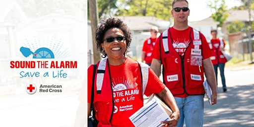 Join the Red Cross in making homes safer by ending home fires in Visalia!