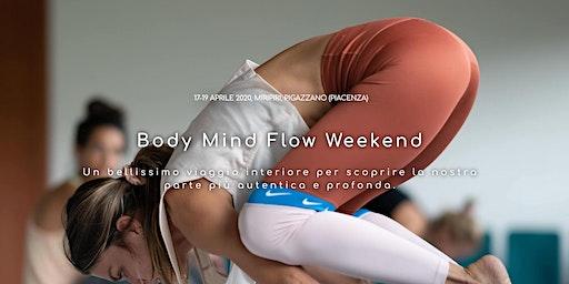 Yoga Academy - Body Mind Flow Weekend - 17-19 aprile 2020