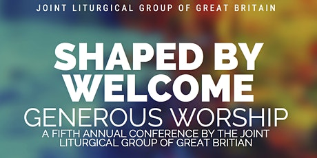 Shaped by Welcome - Generous Worship tickets