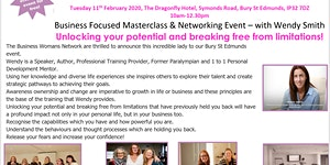Unlock your potential & break free from limitations! -...