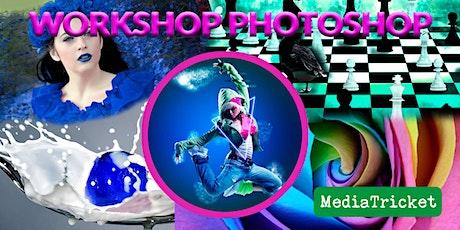 Photoshop workshop med MediaTricket biljetter