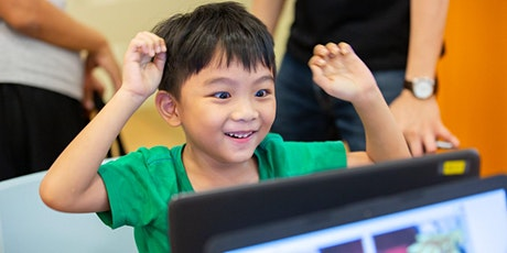 [12 March 2020 7-9PM] FREE Coding Trial Class-First Line of Code Workshop @Toa Payoh tickets