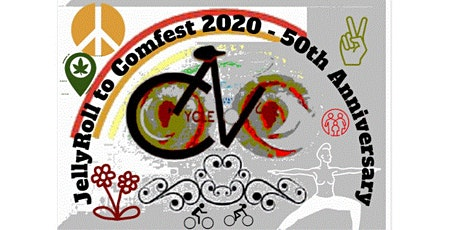 JellyRoll to Comfest 2020 - 5 bikeway miles - Columbus, OH tickets