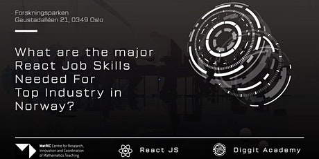 React.js Job | The Ultimate Guide to top industry skill needs tickets