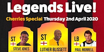 Legends Live - Cherries Special