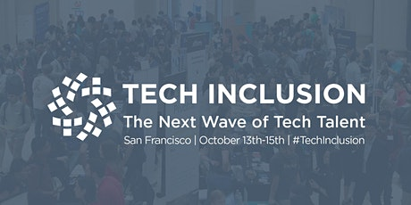 Tech Inclusion 2020 tickets