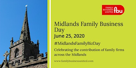 Midlands Family Business Day 2020 tickets