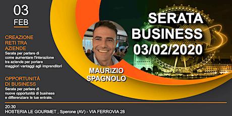 Business info Avellino biglietti