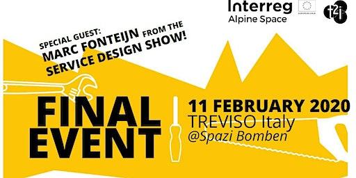 DesAlps project: FINAL EVENT!