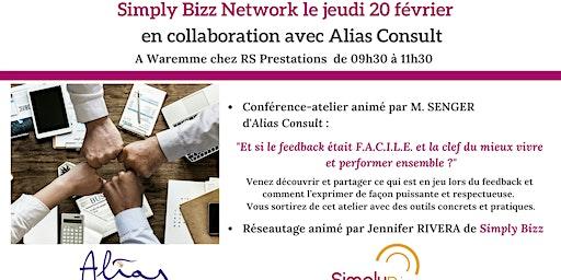 SimplyBizz Network le 20 février à Waremme