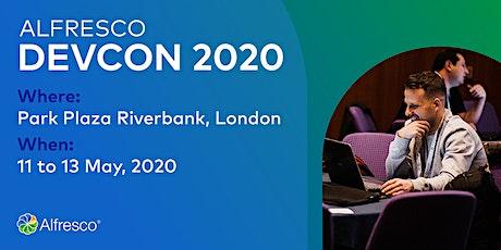 Alfresco DevCon 2020 tickets
