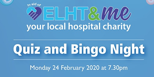 ELHT&Me Quiz and Bingo Night