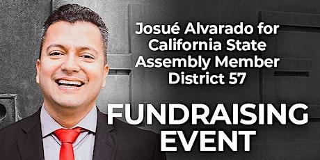 Josue Alvarado for Assembly Fundraiser tickets