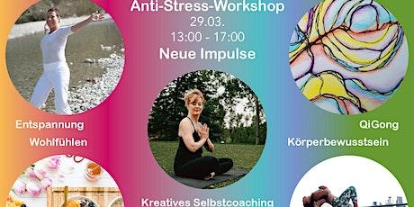 Anti-Stress-Workshop in Markgröningen Tickets