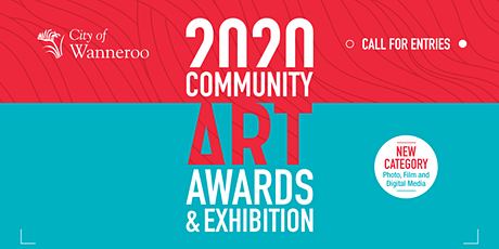 Community Art Awards & Exhibition 2020 tickets