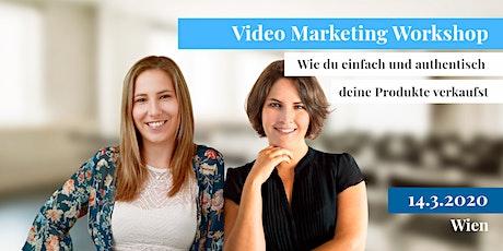Video Marketing Praxis-Workshop: Komm ins Tun! Tickets