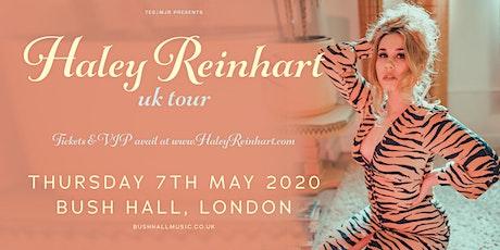 Haley Reinhart POSTPONED (Bush Hall, London) tickets