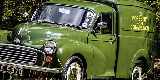 Hamsterley Forest Vintage and Classic Vehicle Show