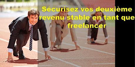 Sécurisez vos deuxième revenu stable en tant que freelancer billets